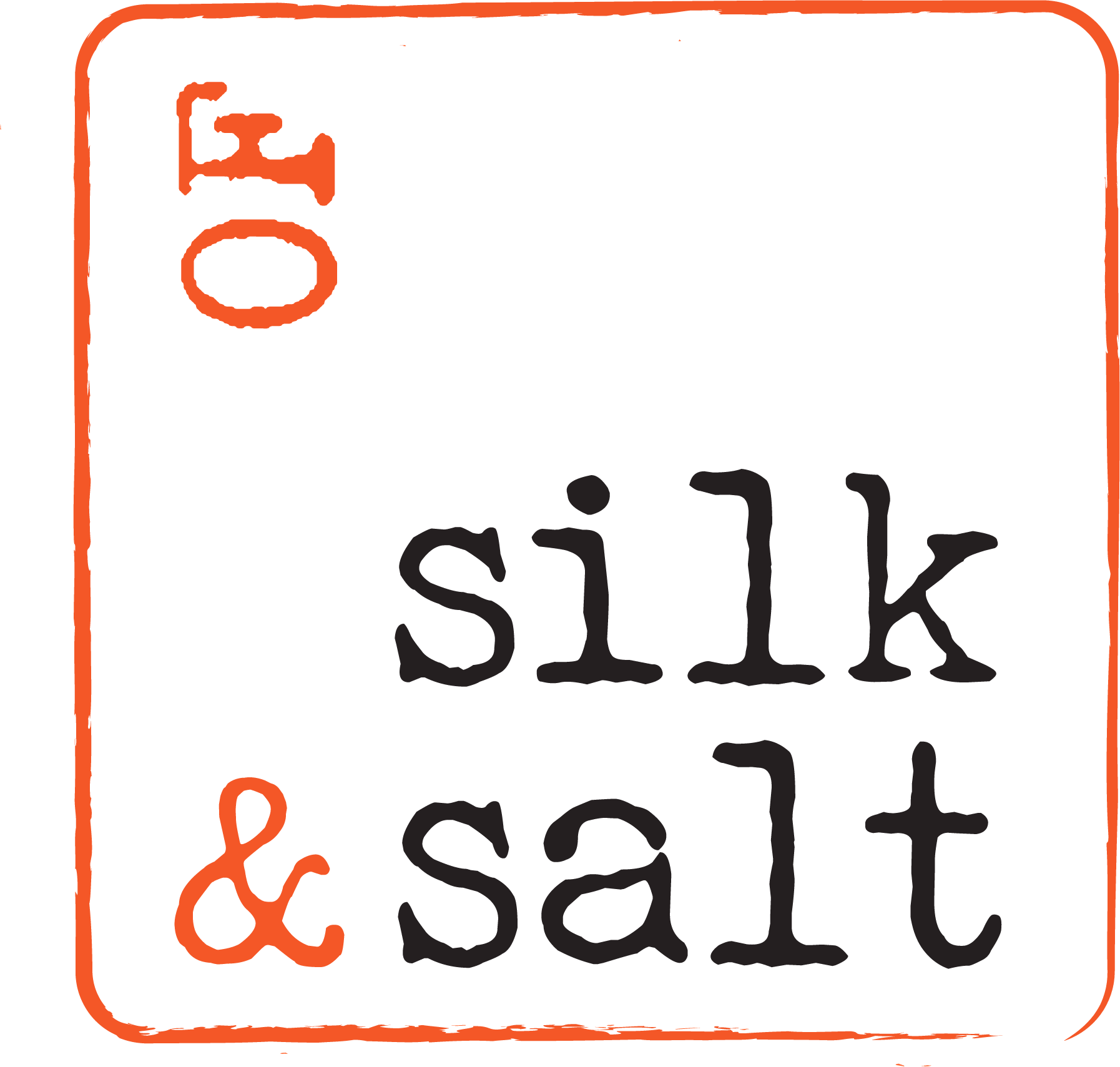 Of silk & salt
